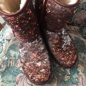 Uggs sequin